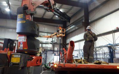 Husky Energy/Ironline Compression  F18 Waukesha exchange project