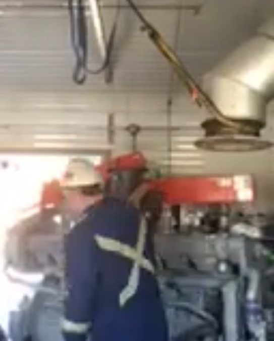 CNRL H-24 Timelapse Video