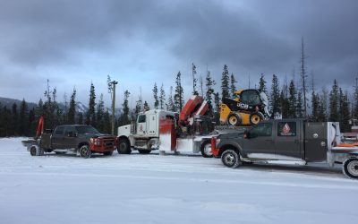 Horizon North – Vanderhoof, B.C. Dismantle